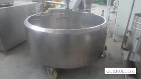 Ванна сырная (сыродельная ванна) ,  объем 1 куб. м.
