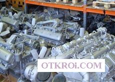 Двигатель ЯМЗ 240 НМ2 с хранения