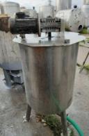 Емкость нержавеющая,  объем — 0, 25 куб.  м.