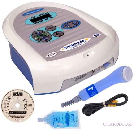 Ультразвуковой терапевтический аппарат Сонопульс-компакт 1 МГц,   аналог УЗТ 1.   01Ф