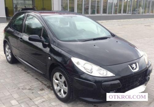 Машину Peugeot 307,  2007 Цена 200 000 руб.