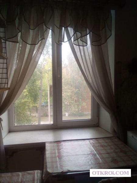 Сдается однокомнатная квартира на девять месяцев.