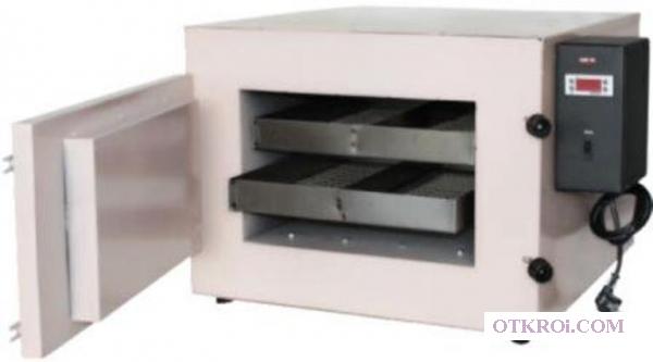 Печь для сушки и прокаливания электродов ЭПСЭ-40/400.   01М (220 В)   цифровая индикация