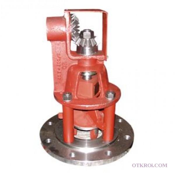 Клапан донный битумный КД-Б-100 (для битумовозов)