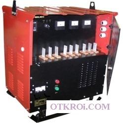 Трансформатор прогрева бетона ТСДЗ-80 А (380 В)   с автоматикой