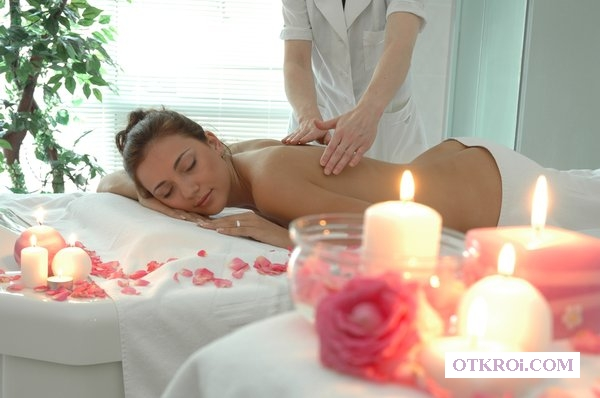 Расслабляющий массаж для женщин на дому ! И с выездом с массажной кушеткой