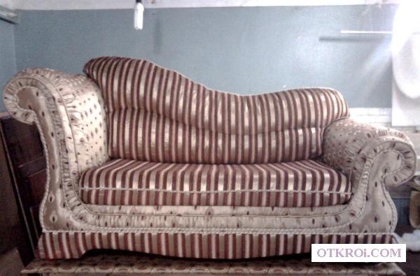 Обивка,  ремонт и перетяжка мягкой мебели в Москве.