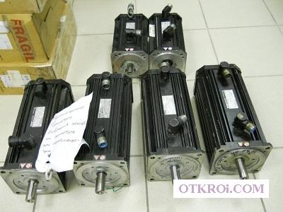 Ремонт серводвигателей сервомоторов servo motor энкодер резольвер сервопривод servo drive