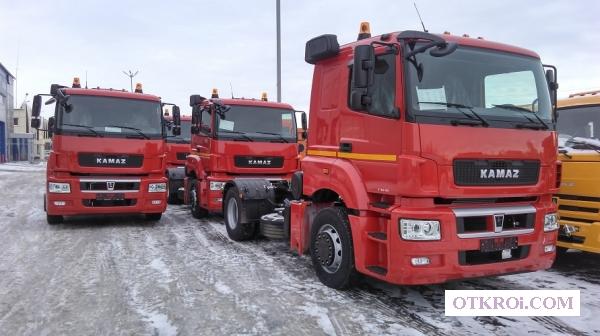 Седельный тягач КАМАЗ 5490-S5 В наличии,   2016 г.   Новый.