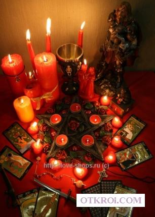 Ритуальный приворот.   Мастер любовной магии.