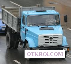 Перевозки на автомобиле Зил бортовой