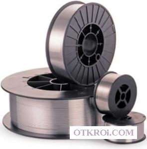 MIG ER-5356 (AlMg5) Св-АМг5 ф 1, 2 мм 6, 0 кг (D300) сварочная проволока алюминиевая