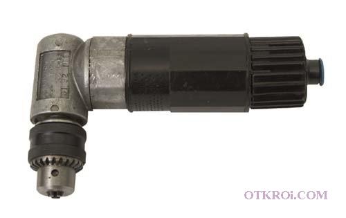 ИП-1104, ИП 1104. Дрель пневматическая угловая