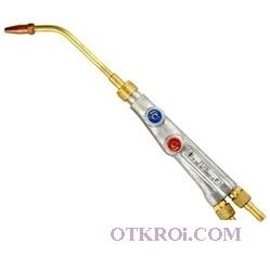 ГС-2К горелка газовая ацетилен/пропановая комбинированная