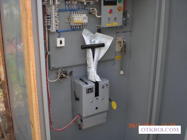 Ячейка карьерная наружной установки ЯКНО-6 кВ