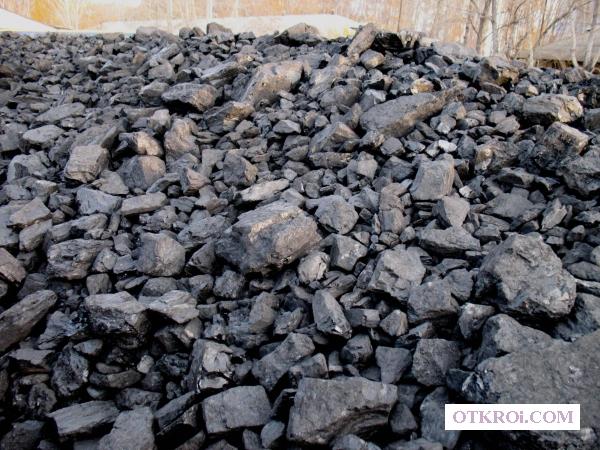 Уголь, каменный, навалом, и в мешках