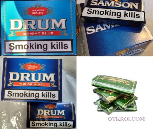 Европейские табак - DUTY FREE