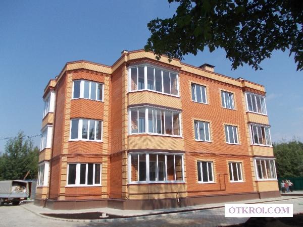 Квартиры в новом доме п. Ильинский.