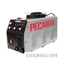 Сварочный полуавтомат инвертор САИАП 200 Ресанта (MIG/MMA)