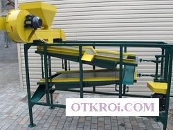 Зерноочистительная машина, калибратор ЗОК - 2000