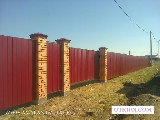 Строим заборы, ворота, навесы