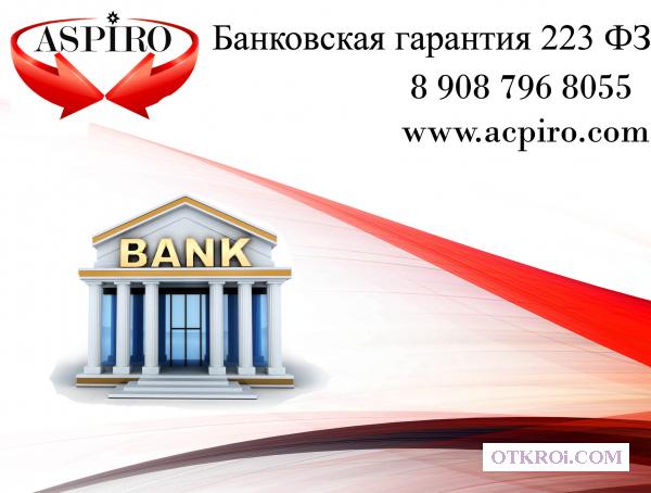 Банковская гарантия 223 фз для Оренбурга