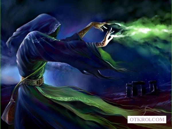Ведьма. Помогу в любой ситуации.