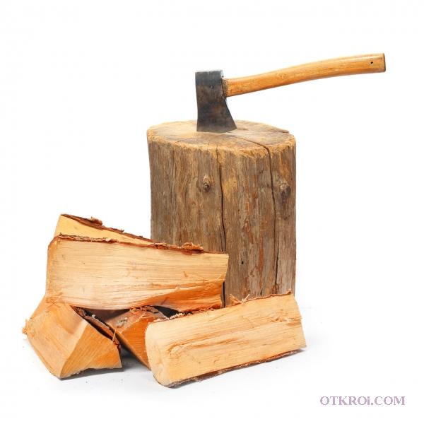 Доставлю колотые дрова - любой объем