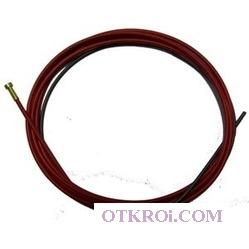 Канал для подачи сварочной проволоки 1, 0-1, 2 мм 3 м
