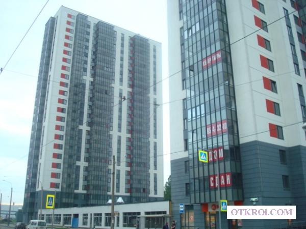 Продажа однокомнатной квартиры, красногвардейский район, ириновский пр-кт. , д. 34
