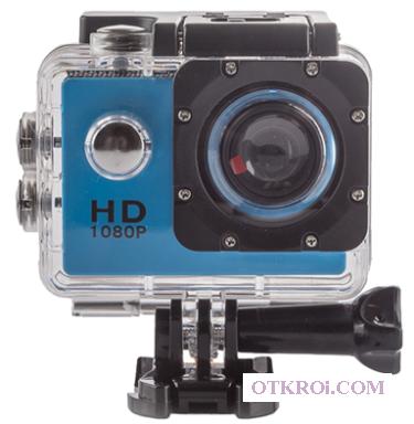 Экшн Камера Sport CAM A7 для активного отдыха.