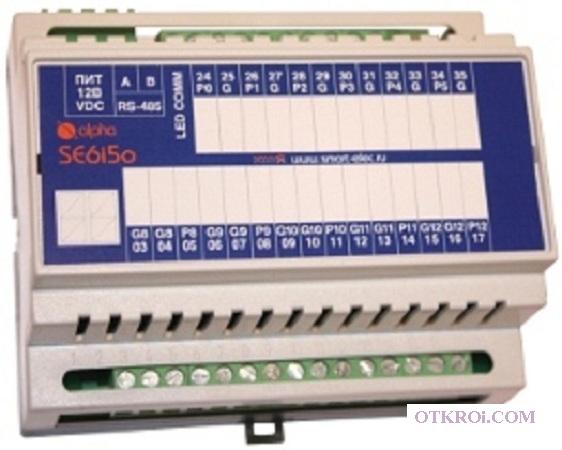 Комплект оборудования для умного дома «AlphaSE Basic»