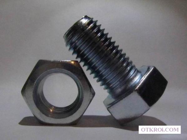 Метизы нестандартные и из нержавеющей стали. Обработка нерж стали, титана. Обработка нержавеющей стали, в том числе метизы.