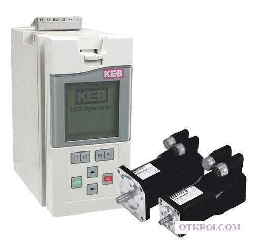 Ремонт KEB COMBIVERT Compact B6 G6 R6 C5 S4 F4C F4F R4 F5-A частотных преобразователей
