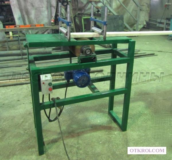 Станок для браширования древесины