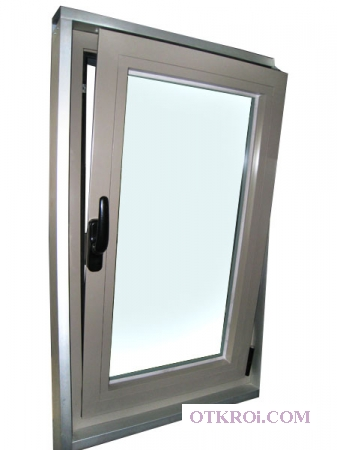 Алюминиевые окна, Алютех