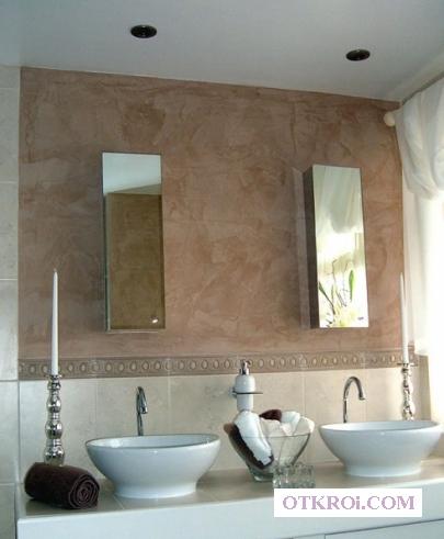 Отделочные работы, ремонт, декоративная отделка стен
