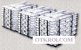 Цинк Z1 ,  в объеме до 3000 тн. ежемесячно ,  контракт годовой