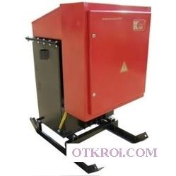 Трансформатор прогрева бетона масляный КТПТО-100А-У1 (с автоматикой)    (380 В)