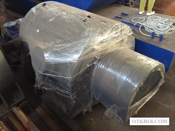 Электродвигатель АКН2-15-69-10УХЛ4 (800 кВт * 595 об/мин, 6000В)