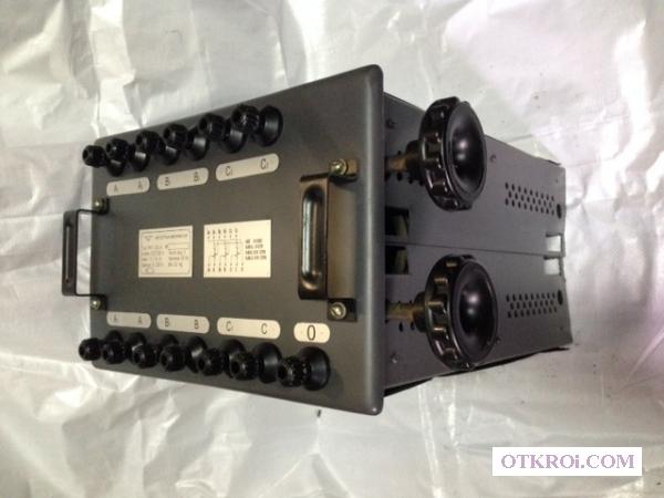 Автотрансформатор (латр) РНТ-220-6 12/16А сеть 127/220В