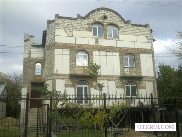 Новый особняк для состоятельных в Крыму!