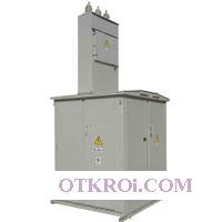 Трансформаторные подстанции 25-2500ква, купить ктп, цена ктп