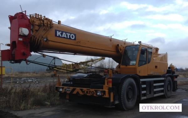 Автокран KATO SR-700LS