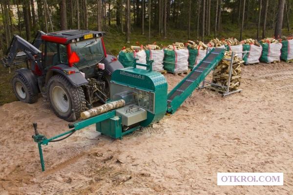 Предлагаю новый дровокол MOTTIMASTER XL (Финляндия)