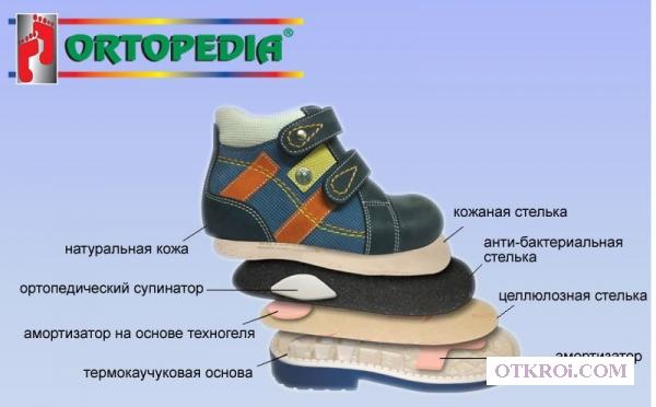 """Ортопедическая обувь от сети магазинов """"ORTOPEDIA"""""""