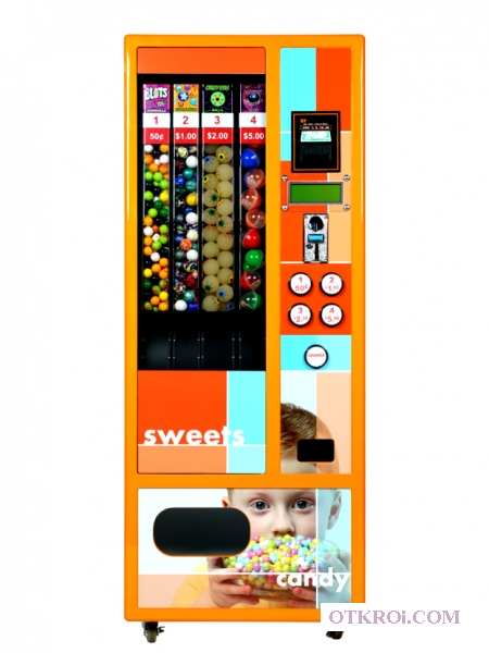 Tорговый автомат Мультифор 4-580