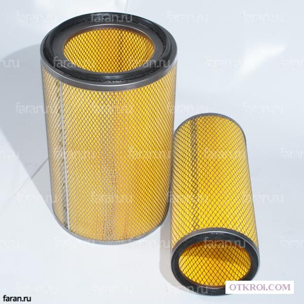 Фильтр воздушный хайгер 6119 двойной