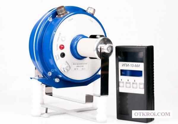ИПИ-10-МОЛНИЯ Высоковольтный измеритель параметров изоляции
