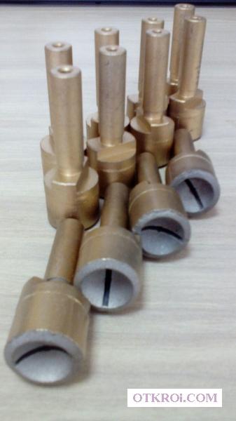 Заточные колпачки grinding cups